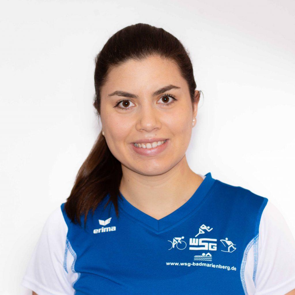 Alicia Brenner Übungsleiterin