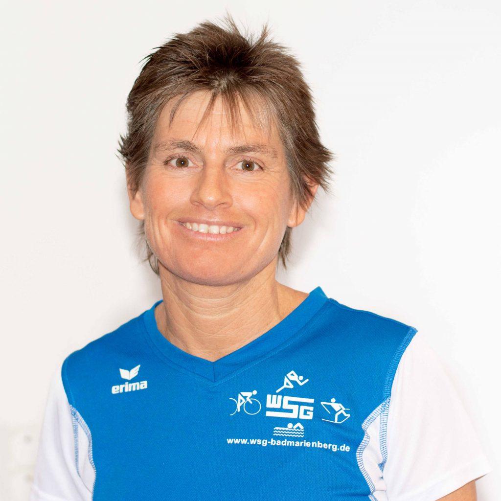 Anja Brenner Übungsleiterin