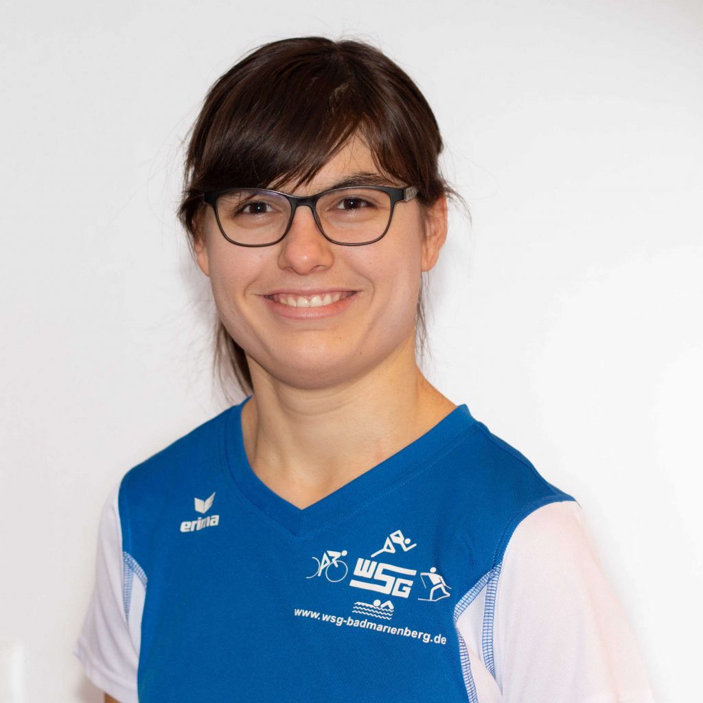 Antonia Brenner Übungsleiterin