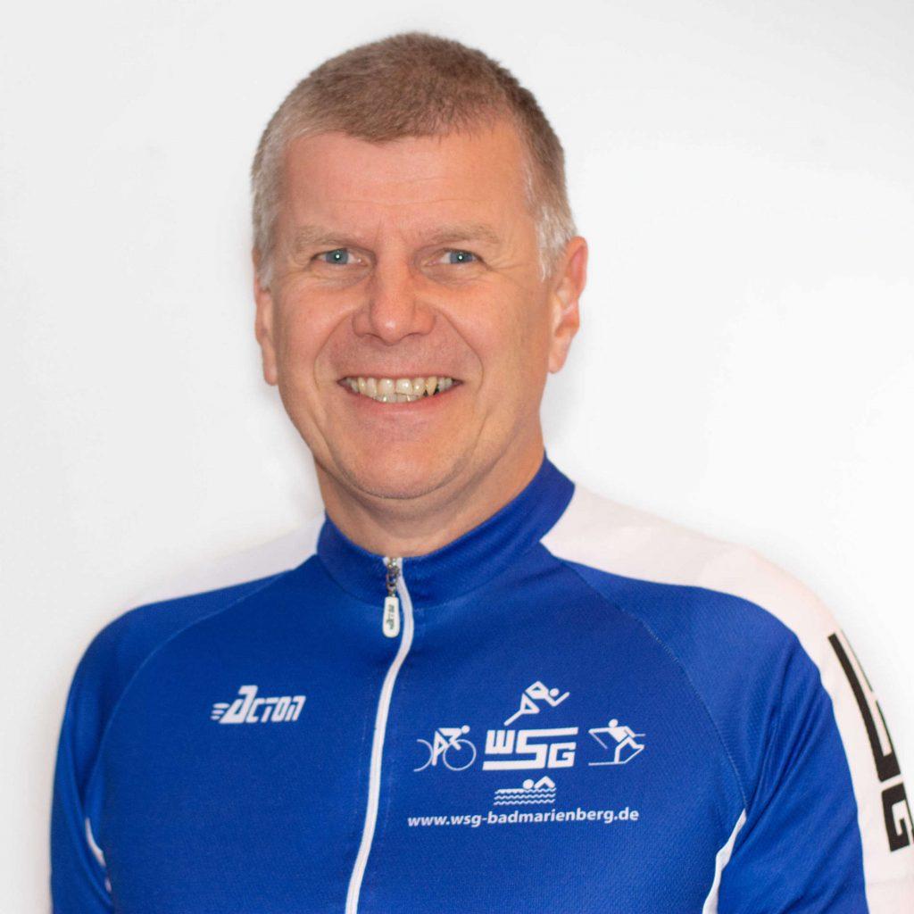 Frank Teschke Fachwart Radsport