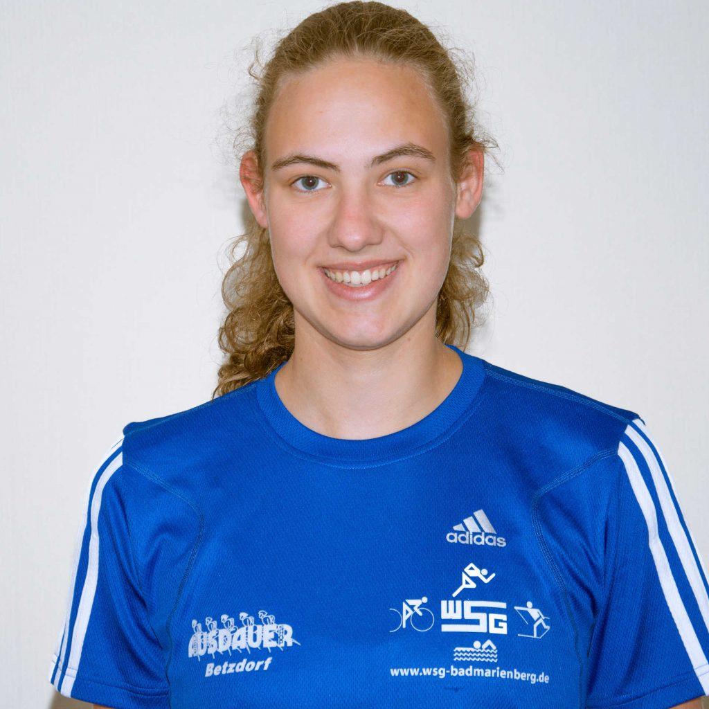Johanna Himmelberg Übungsleiterin