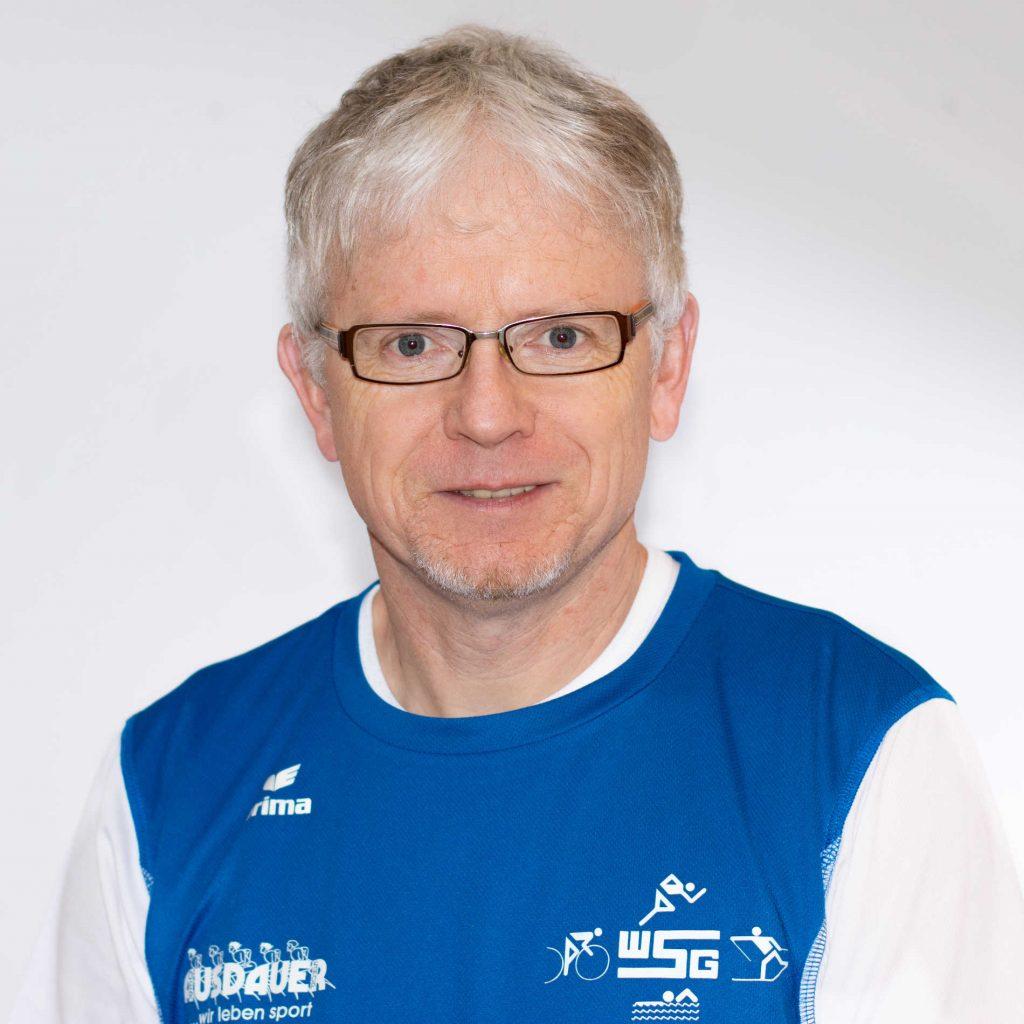 Thomas Betz Übungsleiter